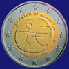 2 € Ελλας 2009 - 10 years of Economic and Monetary Union (EMU)<br>and the birth of the euro