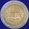 2 € Γερμανια 2007 - 50th Anniversary of the Signature<br>of the Treaty of Rome