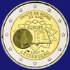 2 € Λουξεμβουργο 2007 - 50th Anniversary of the Signature<br>of the Treaty of Rome